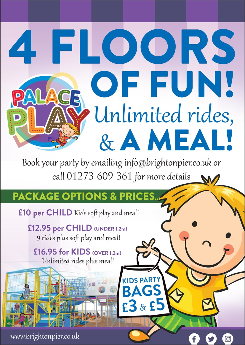 Palace Play Parties
